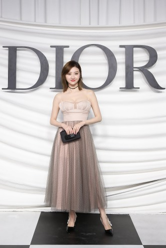 Christian Dior Haute-Couture Show In Shanghai - Photocall