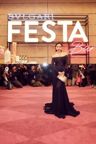 Jolin Tsai in Roberto Cavalli Spring 2018-2
