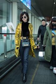 Jolin Tsai in Versace Spring 2018-2
