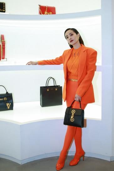 Jolin Tsai in Versace Spring 2018-5
