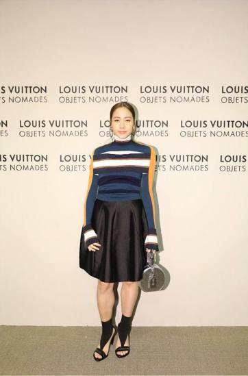 Karena in Louis Vuitton Spring 2018-4