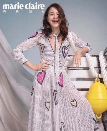 Karena Lam for Marie Claire HK April 2018-3