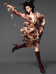 Kendall Jenner for Vogue US April 2018-1
