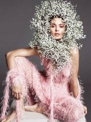 Kendall Jenner for Vogue US April 2018-2
