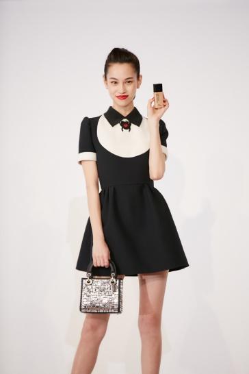 Kiko Mizuhara in Dior Spring 2018-4
