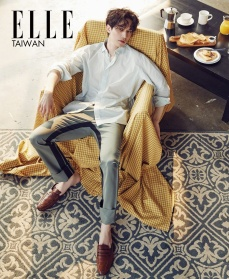 Lee Dong Wook for ELLE Taiwan March 2018-2