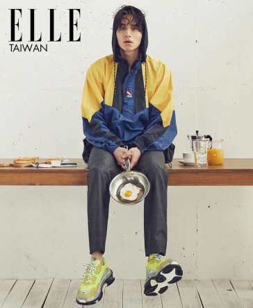 Lee Dong Wook for ELLE Taiwan March 2018-4