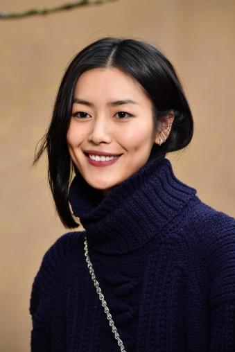Liu Wen in Chanel Pre-Fall 2018-2