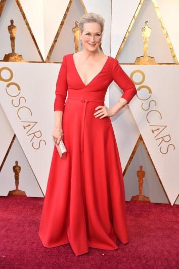 Meryl Streep in Christian Dior-1
