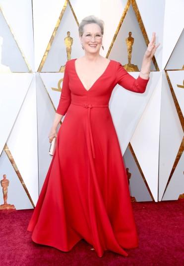 Meryl Streep in Christian Dior-2