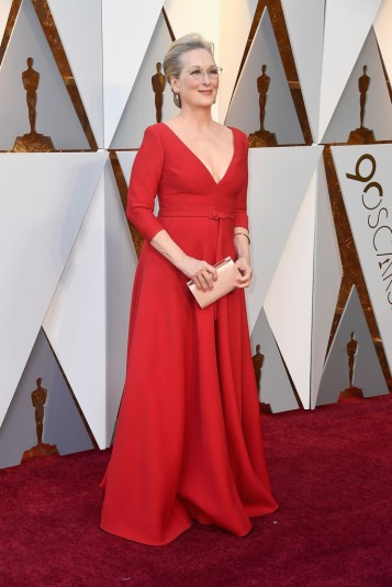 Meryl Streep in Christian Dior-3