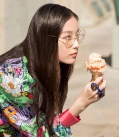 Ni Ni for Gucci Eyewear Spring 2018 Campaign-2