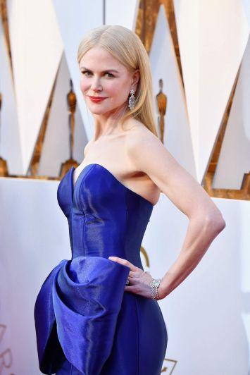 Nicole Kidman in Armani Privé Spring 2018 Couture-1