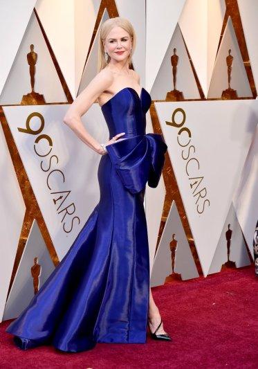 Nicole Kidman in Armani Privé Spring 2018 Couture-2