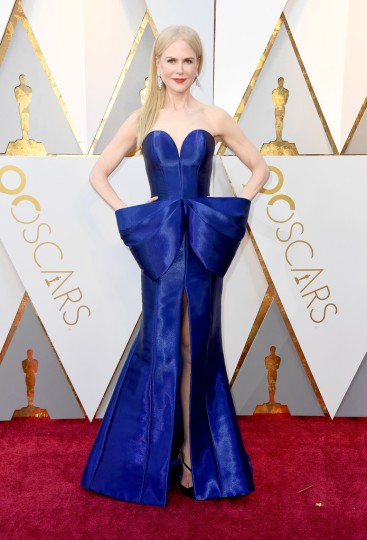 Nicole Kidman in Armani Privé Spring 2018 Couture-3