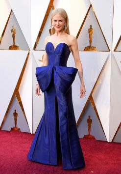 Nicole Kidman in Armani Privé Spring 2018 Couture-5