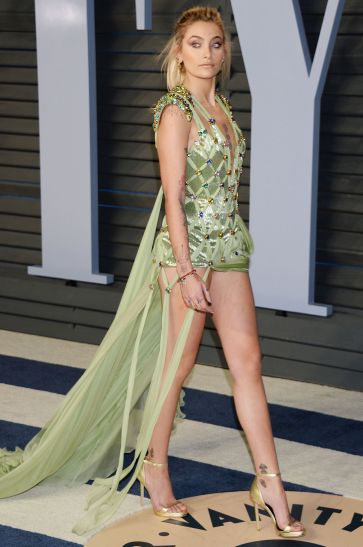 Paris Jackson in Atelier Versace-3