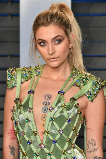 Paris Jackson in Atelier Versace-4