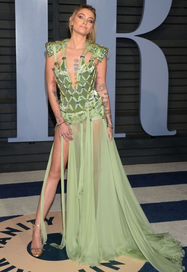 Paris Jackson in Atelier Versace-5