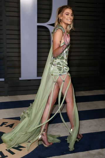 Paris Jackson in Atelier Versace-6