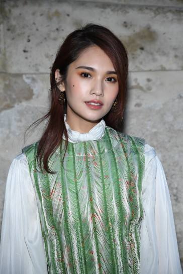 Rainie Yang in Louis Vuitton Spring 2018-1