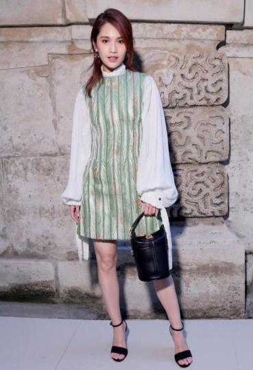 Rainie Yang in Louis Vuitton Spring 2018-3