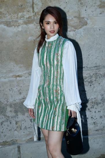 Rainie Yang in Louis Vuitton Spring 2018-4