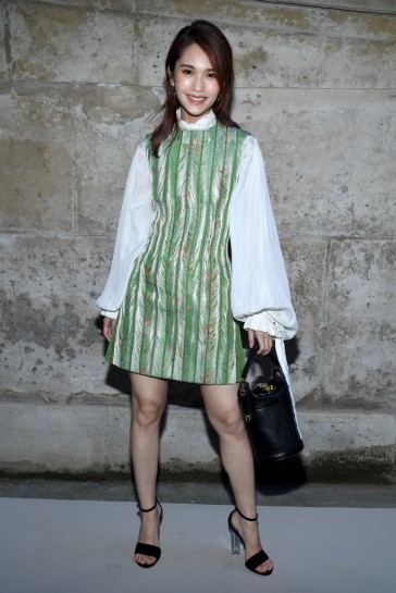 Rainie Yang in Louis Vuitton Spring 2018