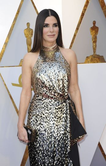 Sandra Bullock in Louis Vuitton-3