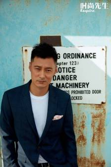 Shawn Yue for Esquire China March 2018-2