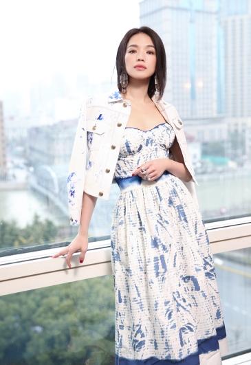 Shu Qi in Ralph Lauren Spring 2018-3
