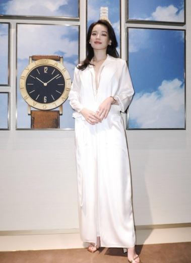 Shu Qi in Ralph Lauren Spring 2018
