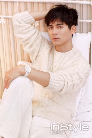 Vic Chou for InStyle China March 2018-1