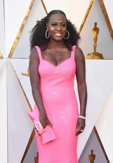 Viola Davis in Michael Kors-1