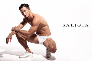 Yeechan Hung for SaligiaMen Underwear 2018 Campaign-1