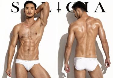 Yeechan Hung for SaligiaMen Underwear 2018 Campaign-2