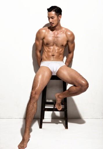Yeechan Hung for SaligiaMen Underwear 2018 Campaign-3