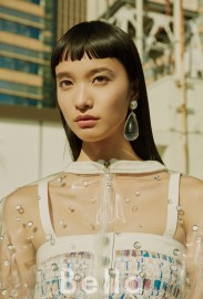 Yuka Mannami for Citta Bella Taiwan March 2018-1