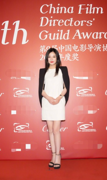 Zhao Wei in Givenchy Spring 2018