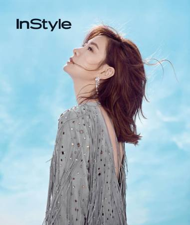 Amber An for InStyle Taiwan April 2018-1