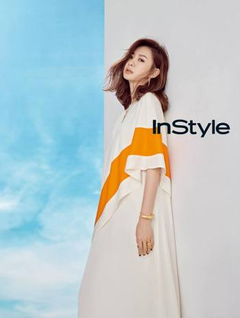 Amber An for InStyle Taiwan April 2018-3