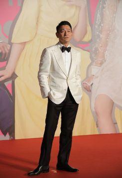 Andy Lau in Tom Ford Men's Bond Capsule Spring 2016-2