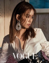 Annie Chen for Vogue Taiwan April 2018-3