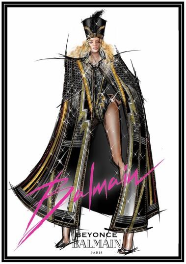 Balmain for Beyonce-1