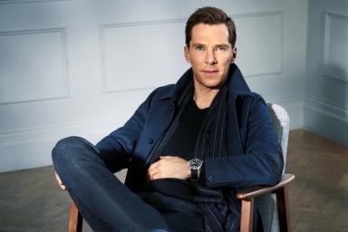 Benedict Cumberbatch X The Rake Issue 57-2