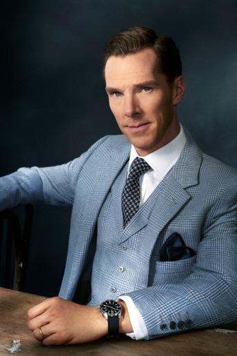 Benedict Cumberbatch X The Rake Issue 57-3