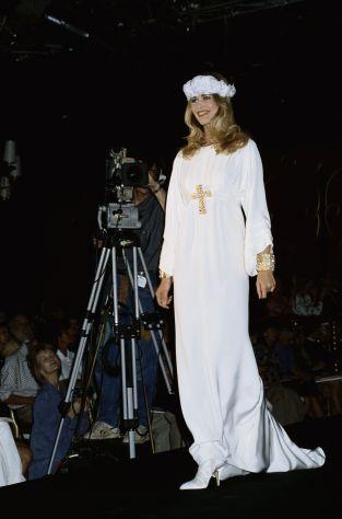 CHANEL 1990秋冬高級訂製服