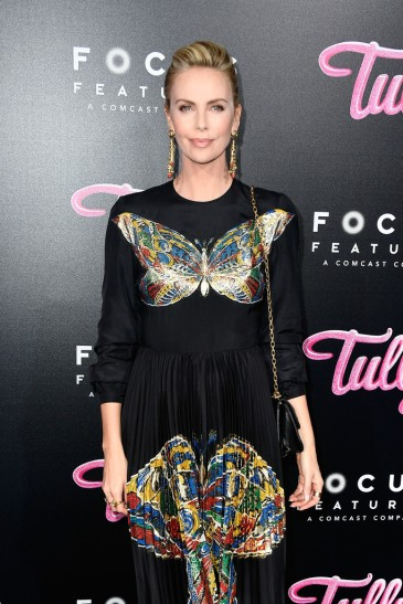 Charlize Theron in Dior Fall 2018-2