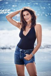Cindy Crawford for Town & Country May 2018-3