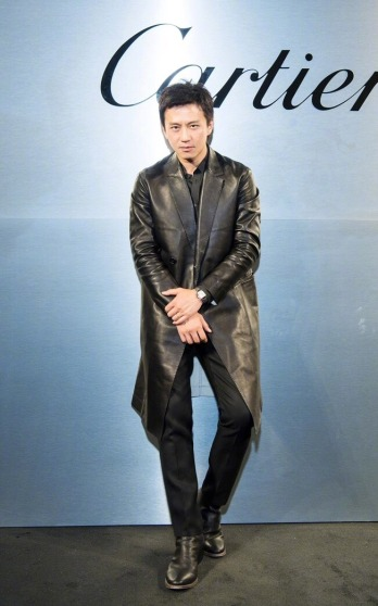 Deng Chao in Givenchy Spring 2018-2